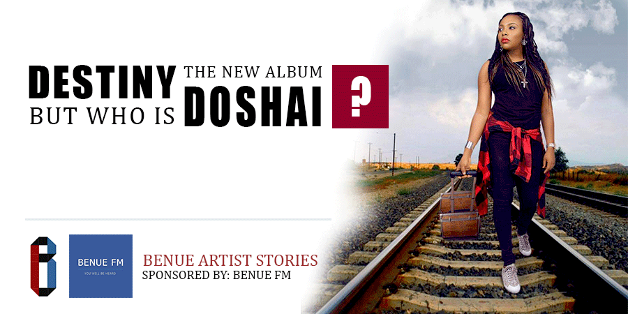 Destiny Is Her New Album; But Who Is Doshai?