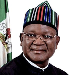 Governor Dr. Samuel Ioraernyi Ortom