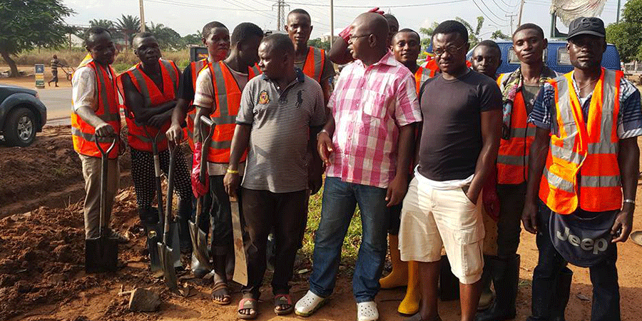 What wrongly ocupies us in Benue State