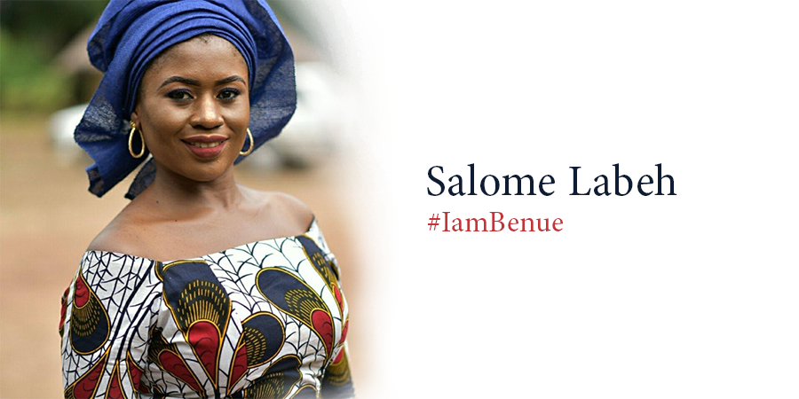 salome labeh © IamBenue 2017
