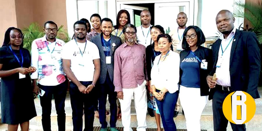 Benue business week with elder Nat Apir, Scot Ugba, Kator Hule, Anngu Orngu and others © I am Benue 2018