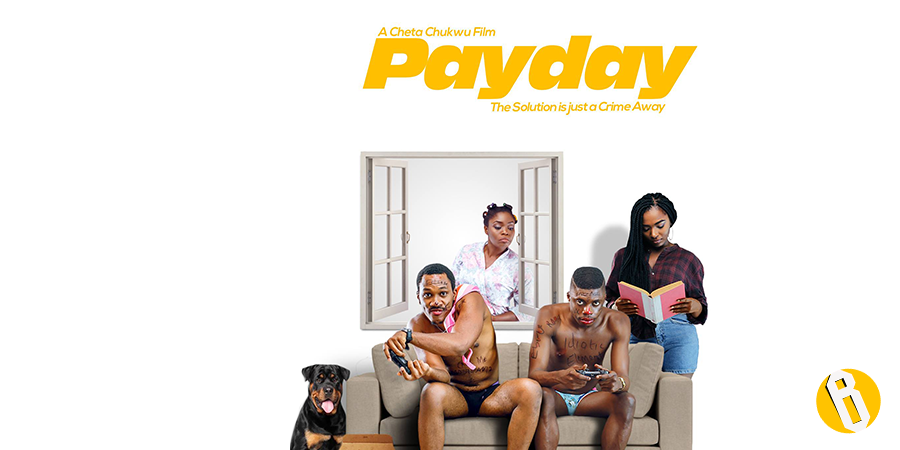 payday © I am Benue 2018