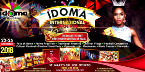 Idoma International Carnival 2018 © IamBenue I am Benue