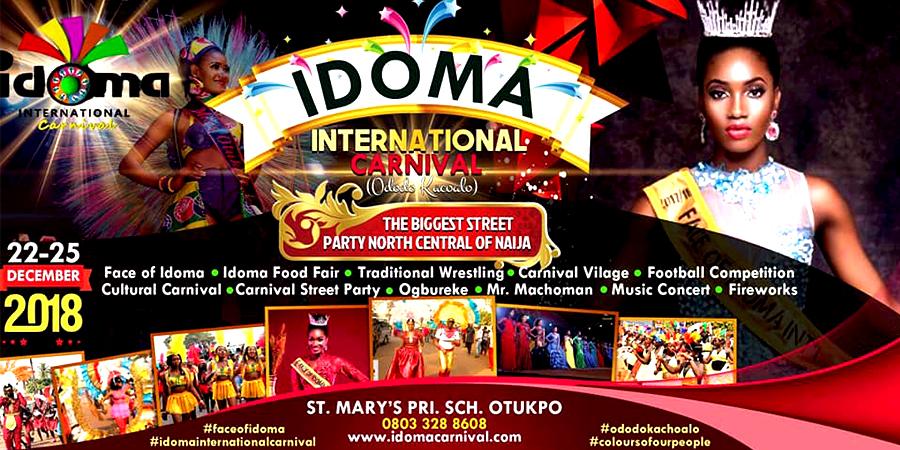 Idoma International Carnival 2018 © IamBenue I am Benue