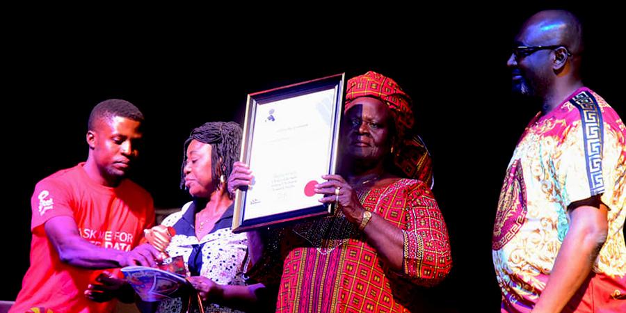 Mammy Ochefu © I am Benue 2018