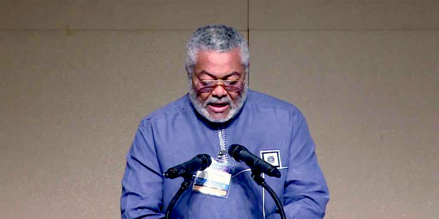 Jerry John Rawlings © I am Benue 2019