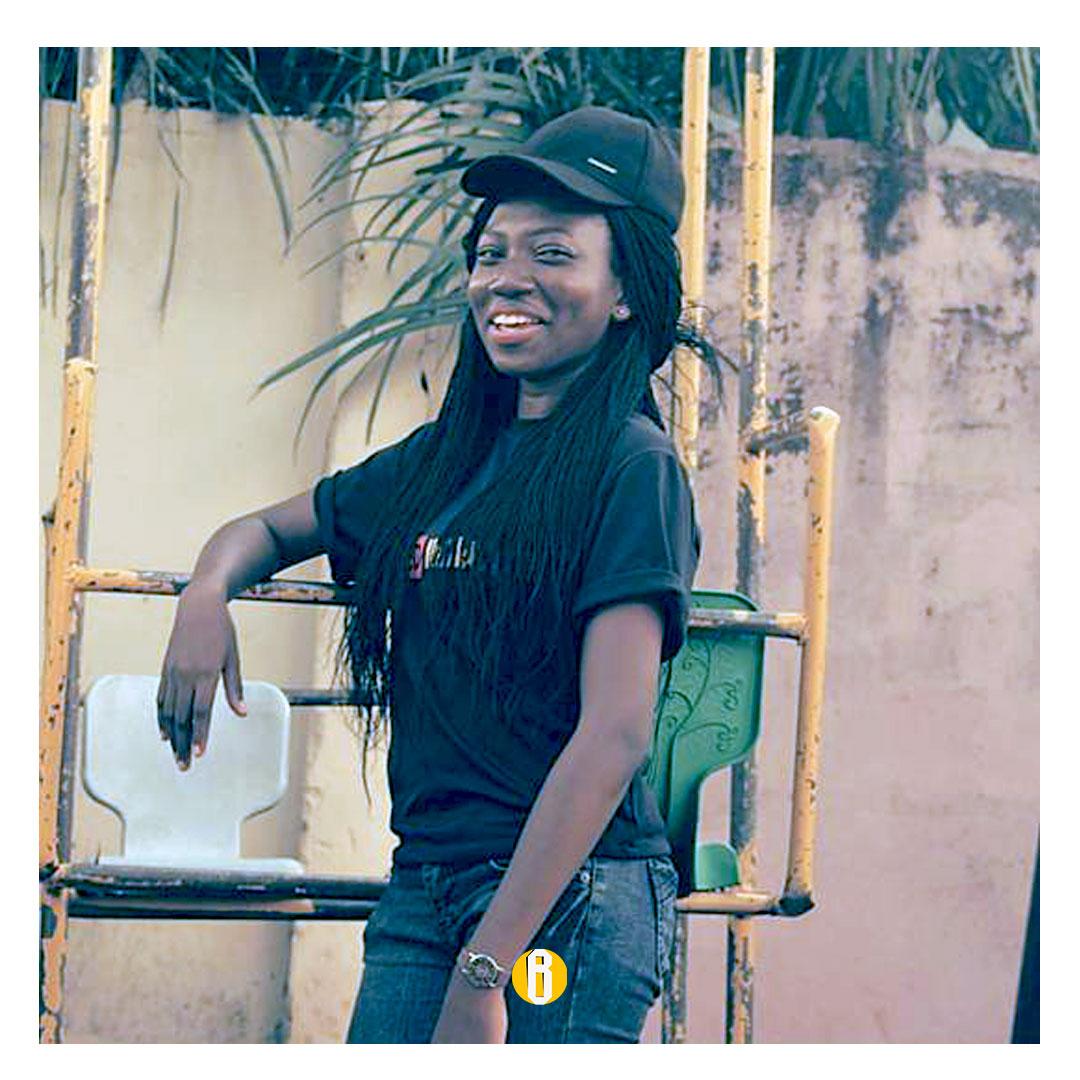 Ebiere Akinola © I am Benue 2019