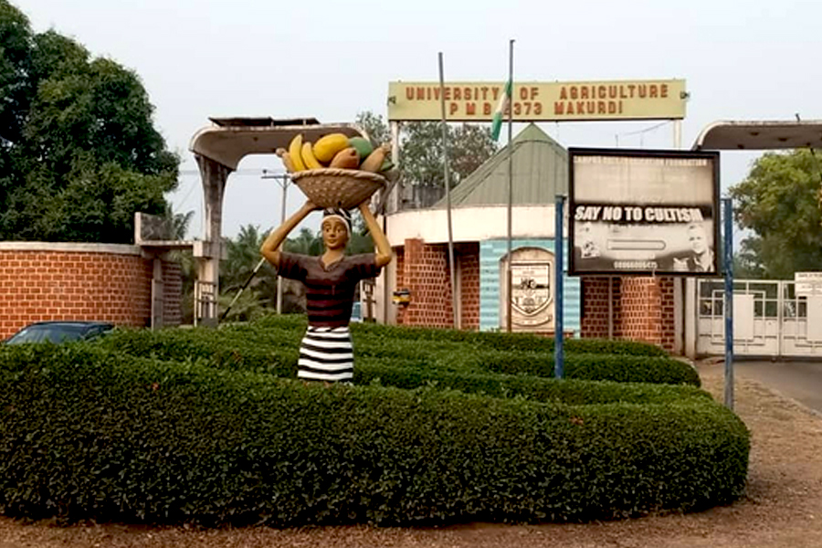universityofagriculture © I am Benue 2021
