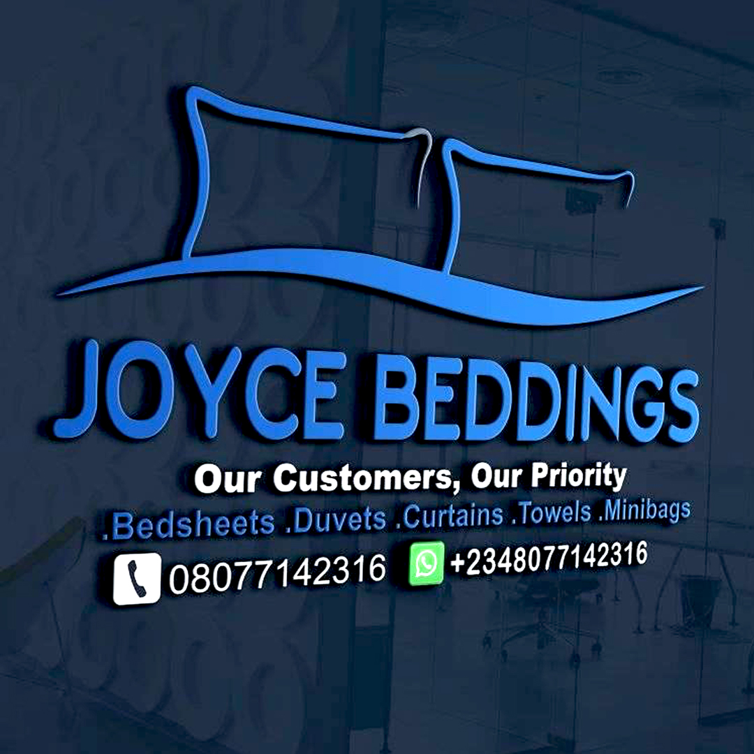 joyce bedding © I am Benue 2021